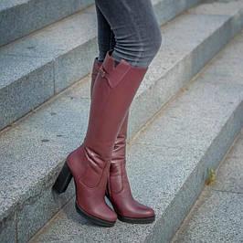 Сапоги,ботфорты женские кожаные. В наличии и под заказ!!!!!!
