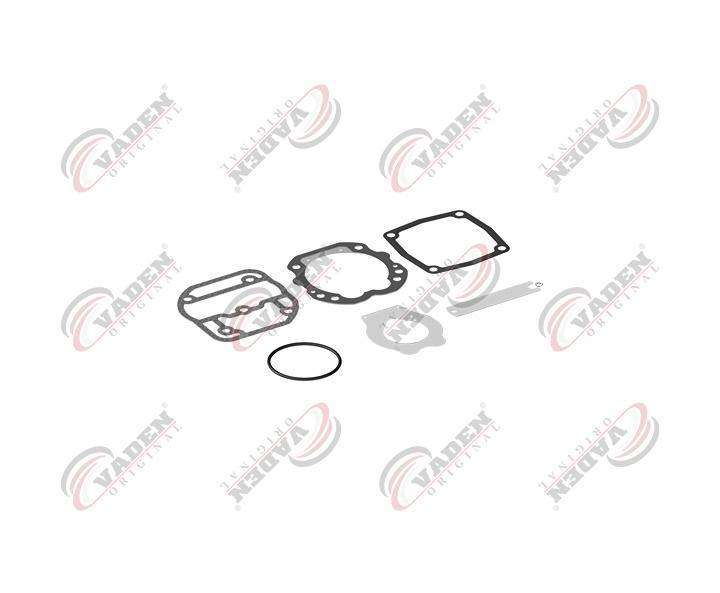 Ремкомплект прокладок с клапанами MAN 2556/2566/2866 (1200060100)