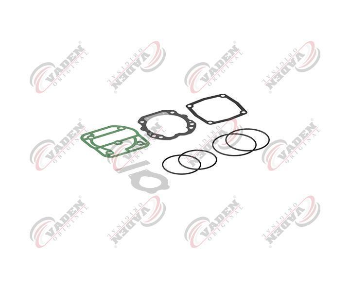 Комплект ремонтный прокладок с клапанами KNORR, MAN 26.230, F90 (1200110100)