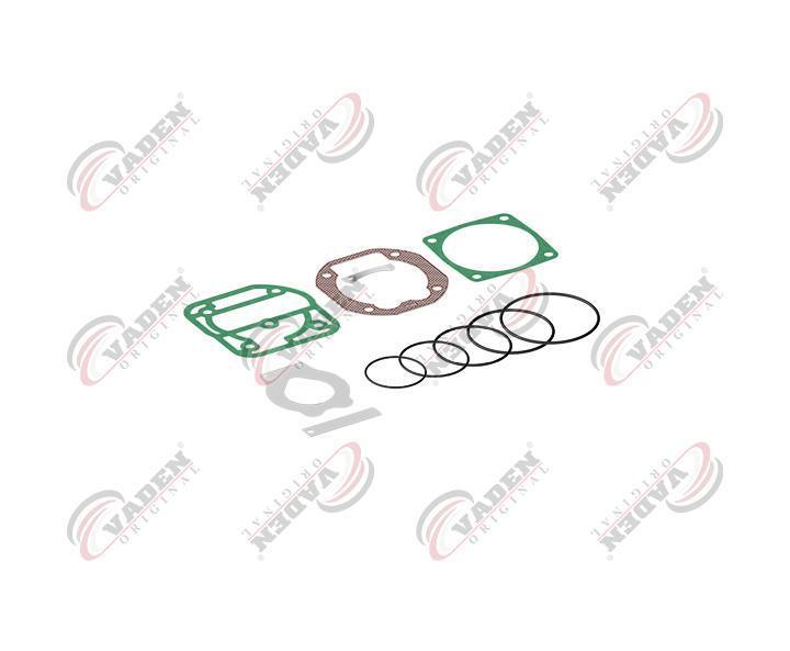 Комплект ремонтный прокладок с клапанами KNORR, MAN 600см.куб (1200090500)