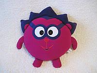 Мягкая игрушка - подушка Смешарики Ежик ручная работа