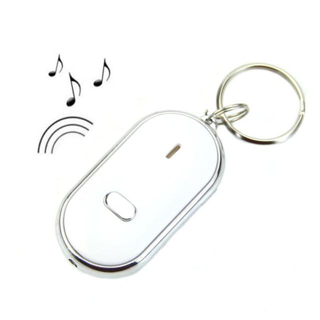 Key Finder Брелок LED реагирующий на свист