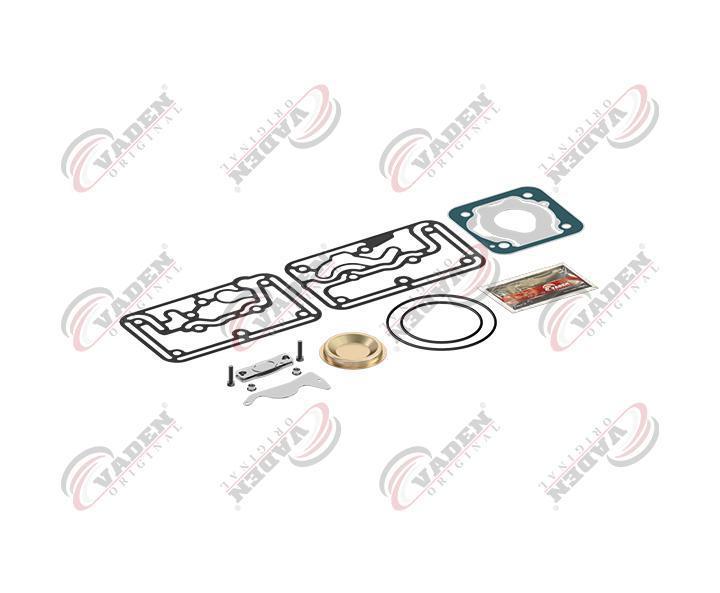 Комплект ремонтный прокладок с клапанами WABCO, VOLVO FH12, FM12, NH12 (1300010150)