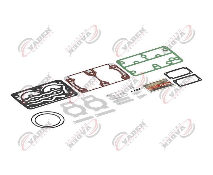 Комплект ремонтный прокладок с клапанами KNORR, VOLVO FL6 (205685592 | 1300035750)