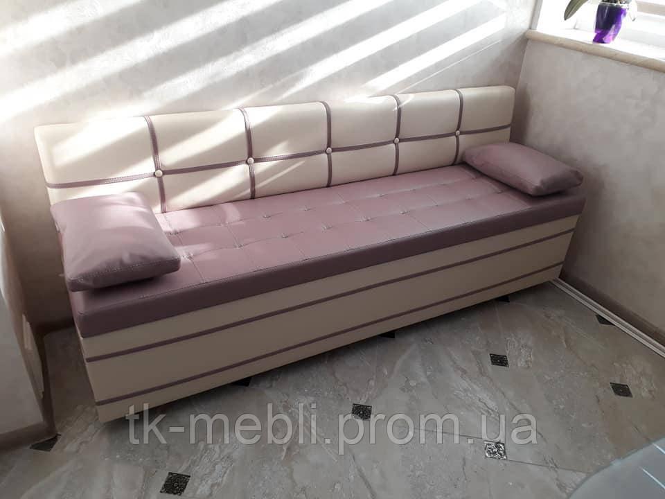 мягкий диван на кухню со спальным местом Son D цена 4 530 грн