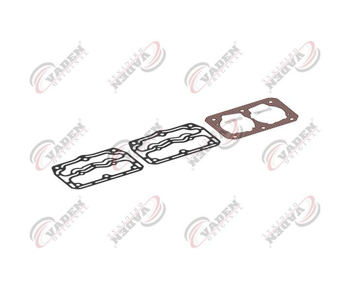 Ремкомплект прокладок с клапанами WABCO, DAF 95XF для ремонтной головки (1310525 | 1600010101)