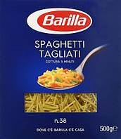 Макарони Спагетті Тальяті №38 BARILLA 500г