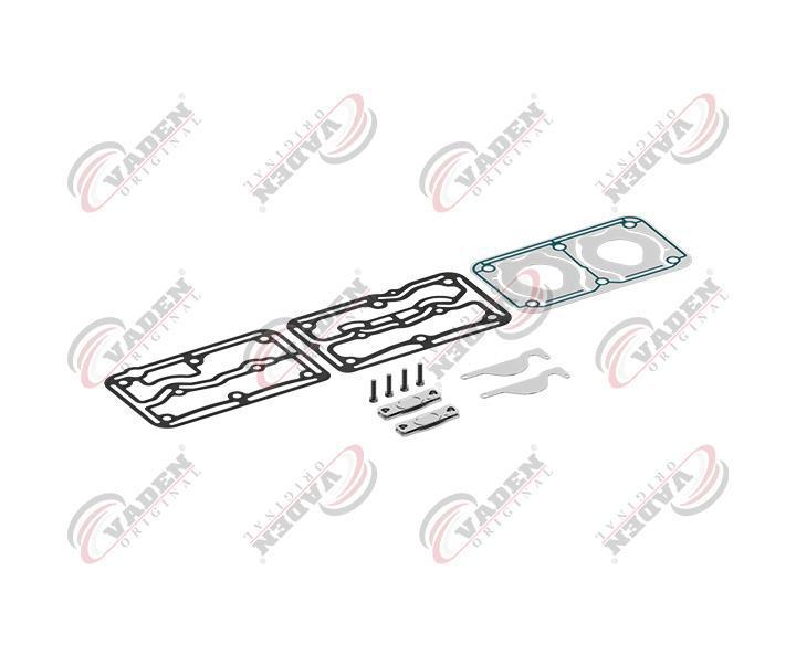 Комплект ремонтный прокладок с клапанами WABCO, Renault Magnum DXI (1700030100)