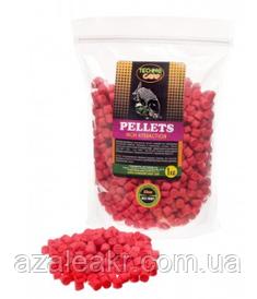 """Flavored Carp Pellets """"Red Fruit"""" 10mm"""