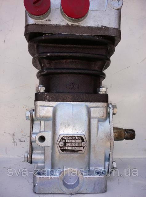 Компрессор KNORR-BREMSE LK 3877