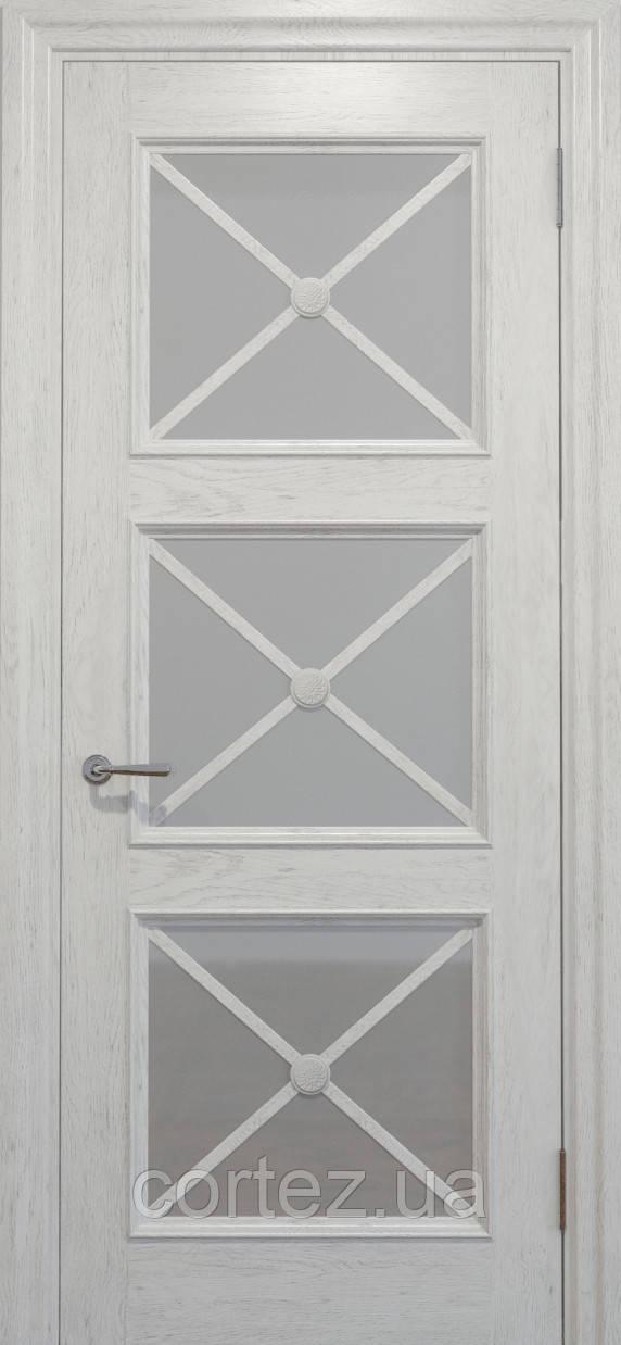 Межкомнатные двери шпон Модель С022
