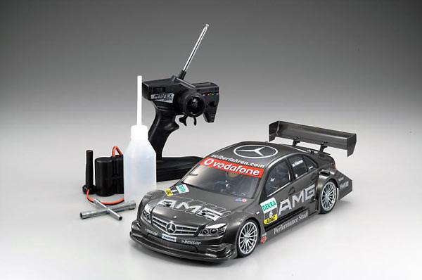 Модель для сборки AMG Mercedes C-Class DTM 2008 (1:10)