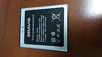 Аккумулятор Bravis VISTA (1700 mAh)  б\у , фото 1