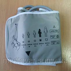 Манжета ЛЮКС для электронного тонометра на плечо большая (22-42 см.)