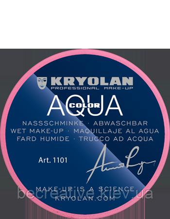Розовый аквагрим AQUACOLOR 8 мл (оттенок R 30 P)