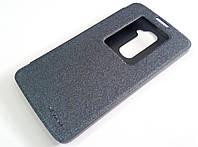 Чохол книжка Nillkin Sparkle Series для LG G2 чорний, фото 1