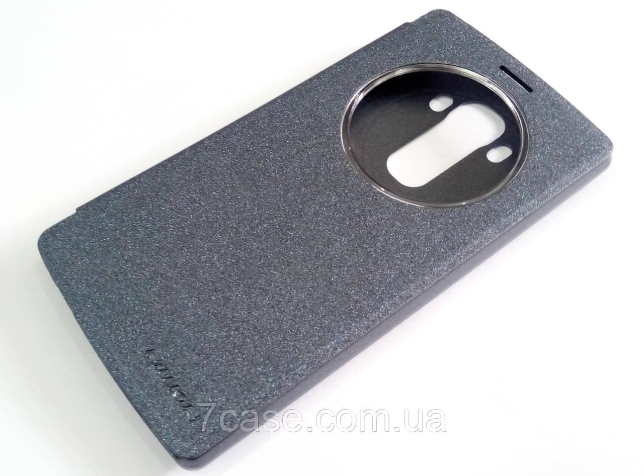 Чохол книжка Nillkin Sparkle Series для LG G4 чорний