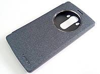 Чохол книжка Nillkin Sparkle Series для LG G4 чорний, фото 1