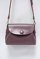 Небольшой кожаный клатч Galanty M681 n.pink
