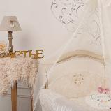 Сменный постельный комплект Маленькая Соня Версаль 3 элемента, фото 4
