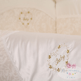 Сменный постельный комплект Маленькая Соня Версаль 3 элемента, фото 3