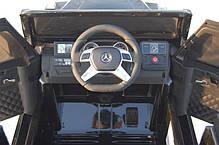 Детский электромобиль Mercedes AMG G65, фото 3
