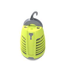 Уничтожитель комаров и насекомых KILNEX DAYANG 2 в 1 (Антимоскито ловушка + USB LED лампа фонарь) до 40 кв м, фото 2