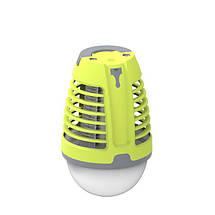 Уничтожитель комаров и насекомых KILNEX DAYANG 2 в 1 (Антимоскито ловушка + USB LED лампа фонарь) до 40 кв м, фото 3