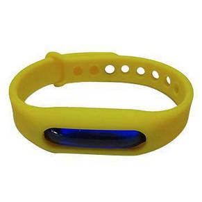 Антимоскитное средство KILNEX Силиконовый антимоскитный браслет, Желтый (SUN0321), фото 2