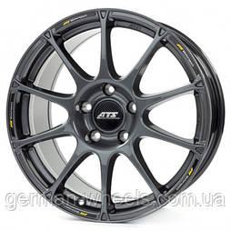 "Диски ATS (АТС) модель GTR Street цвет Dark-grey параметры 9.0J x 18"" 5 x 130 ET 46"