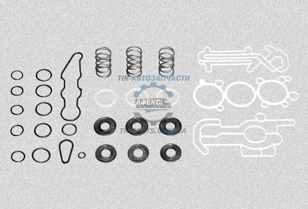 Комплект ремонтный клапана электромагнитного ECAS DAF, MAN прокладки + пружины (2491-R)