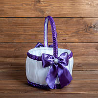 Свадебная корзинка для лепестков  (арт. BP-113)