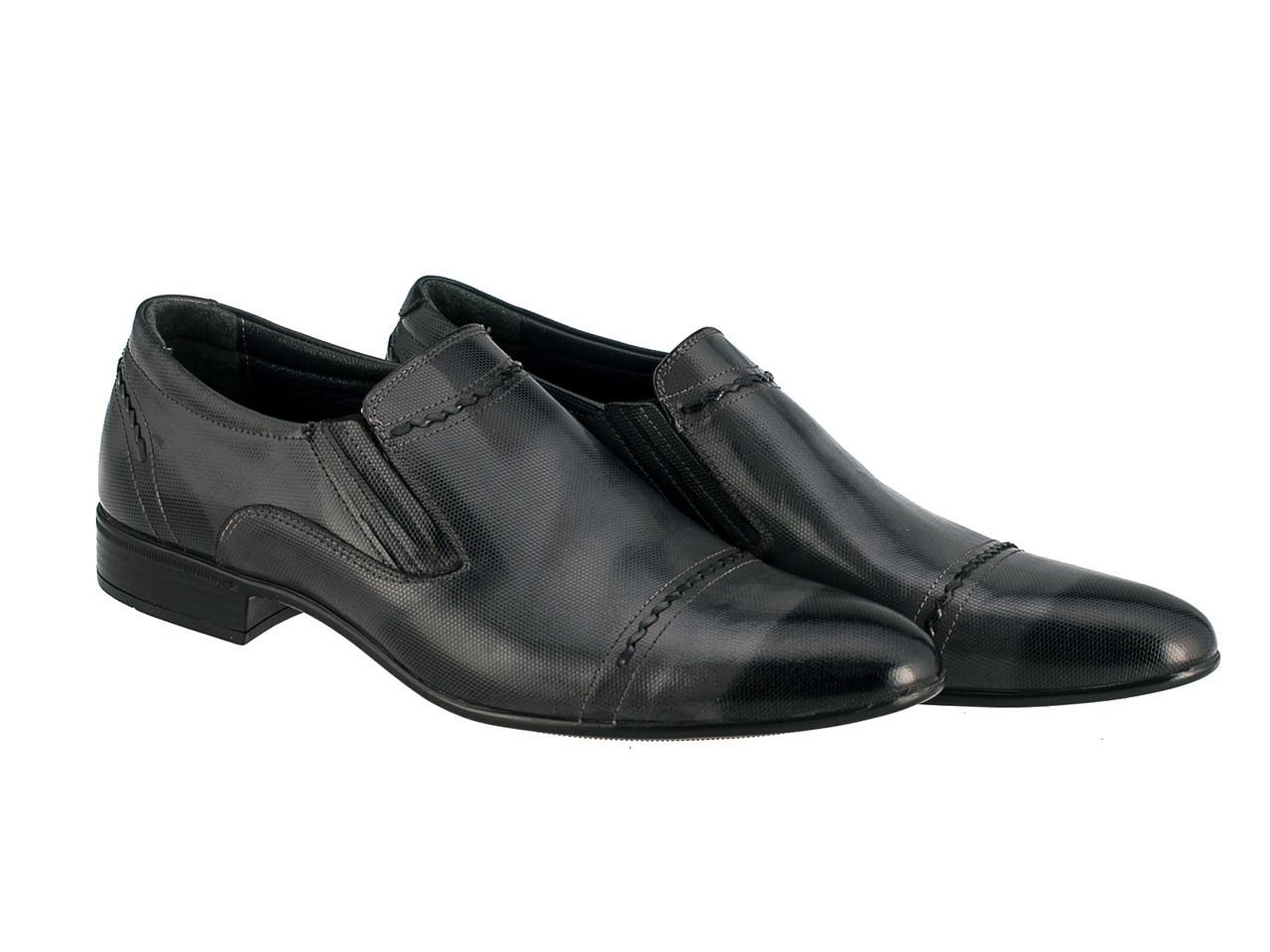 Туфли Etor 10346-826 44 серые
