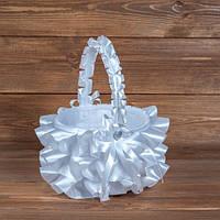 Свадебная корзинка для лепестков роз (арт. BP-001)