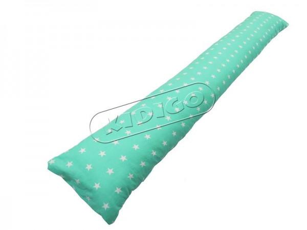 Подушка для вагітних та годування пряма KIDIGO - Зірочки (з наволочкою)