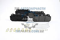 Колодки тормозные Renault Magnum, Premium, VOLVO Truck B12 пер. S-25mm в комплекте пальцы!!! (29090VWA | 29090 28.2)