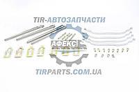 Ремкомплект колодки тормозной RVIMagnum, Premium, VOLVO Truck B12 с пальцами!!!! (29090VWA | 29090 28.2 PRO KIT)