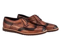 Броги Etor 13055-100 46 коричневые, фото 1