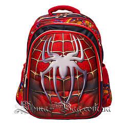 Детский рюкзак-чемодан 4 рисунка (Spiderman) Цвет Красный (40x29x12 cm.)