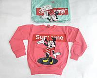 390f6c9f4d80 Батник детский брендовый SUPREME на девочку 5-8 лет (2 цвета) Серии