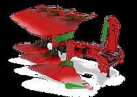 Оборотні легкі POM,POL 2-4 корпуси на трактора 60-100 к.с.