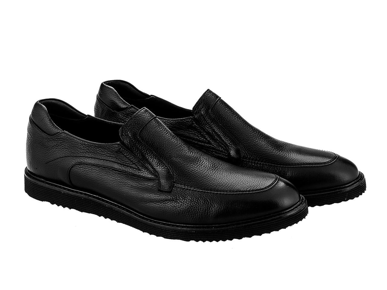 Туфли Etor 13273-100 46 черные