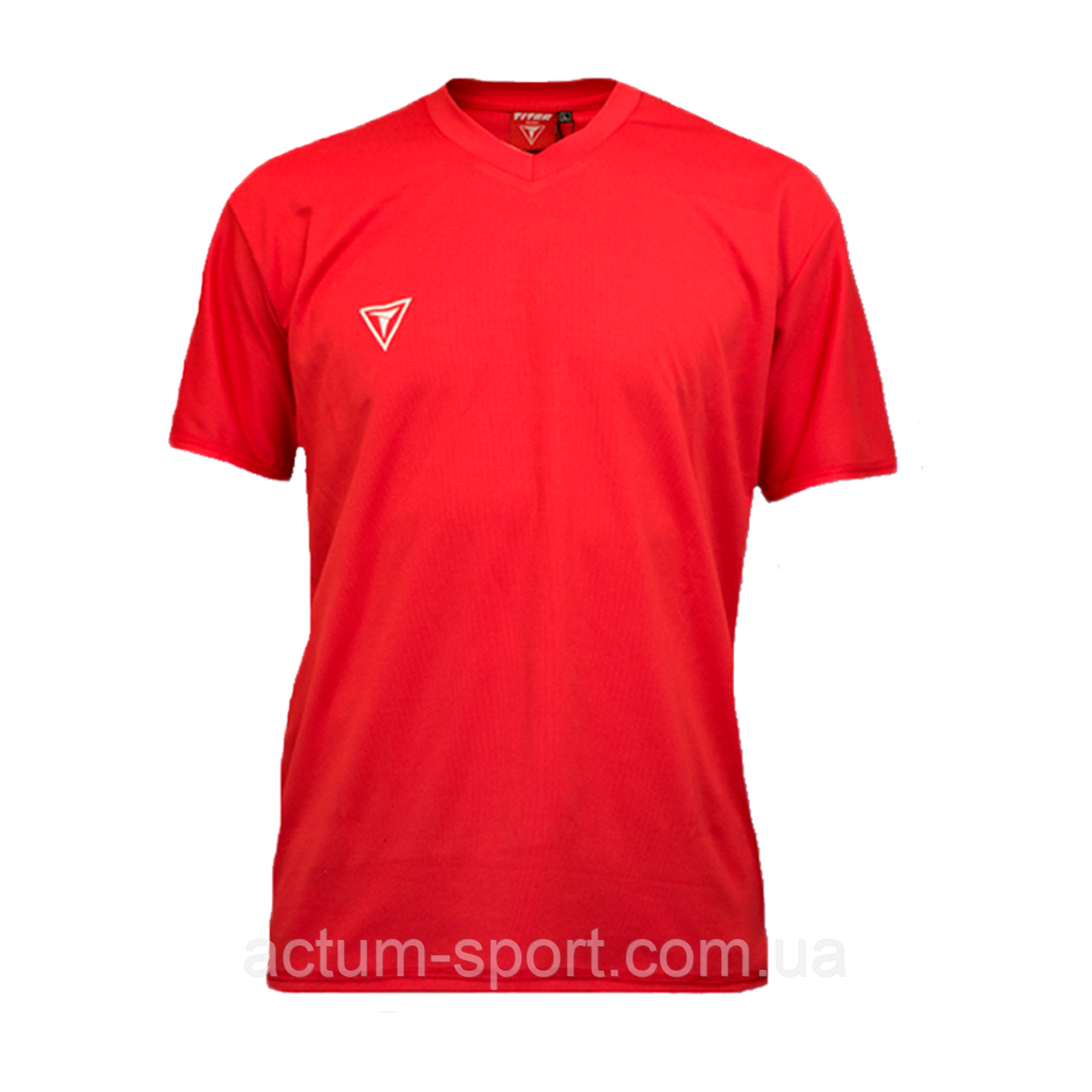 Футболка игровая Universal Titar Красный, XS