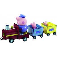 Peppa Pig Игровой набор Peppa Pig Паровозик дедушки Пеппы (20829)