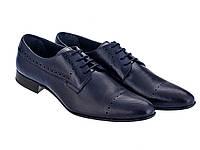 Туфли Etor 12651-1617 43 синие, фото 1