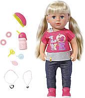 Zapf Creation AG Кукла Zapf Creation Baby Born Старшая сестренка (820704)