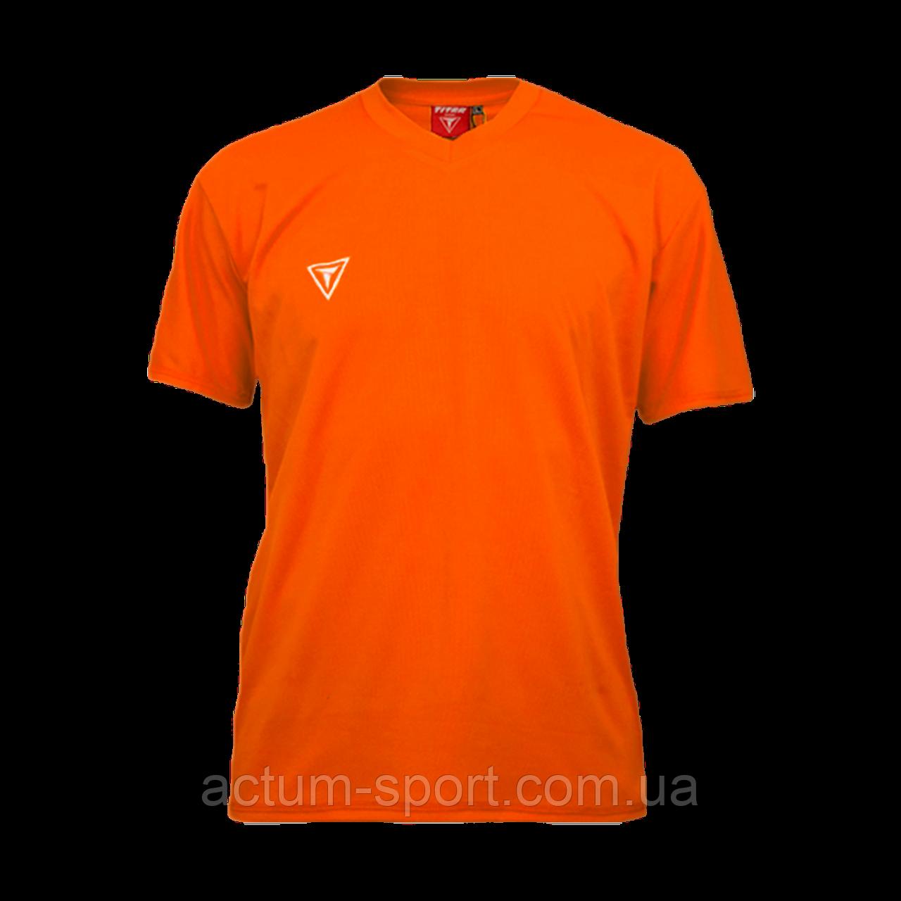 Футболка игровая Universal Titar Оранжевый, XL