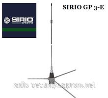Антена базова SIRIO GP 3E VHF