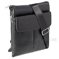 Сумка мужская Fashion планшет черная 54364, фото 1