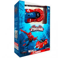 Антигравитационная машинка  Spider-Man Wall Climber, фото 1